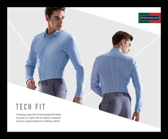 How to get discount of 40% on men's shirt at Peter England