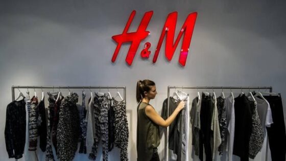 Don't pay full price on shopping at H&M