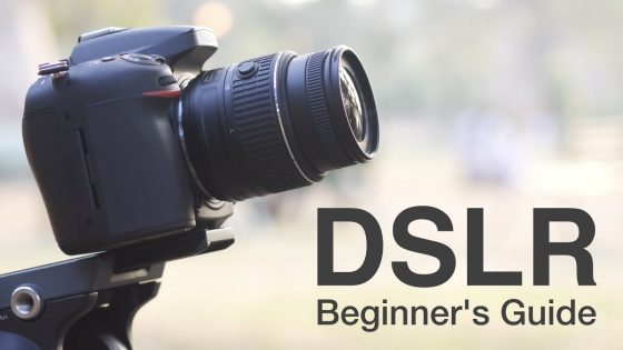 How To Choose A DSLR Camera? A Beginner Guide